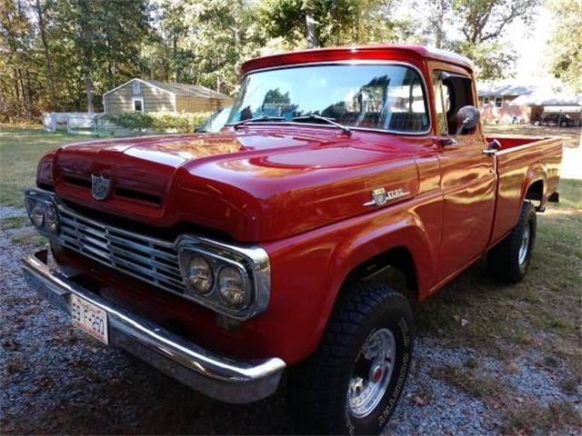1959 Ford F250 (CC-1475502) for sale in Ellsworth, Maine