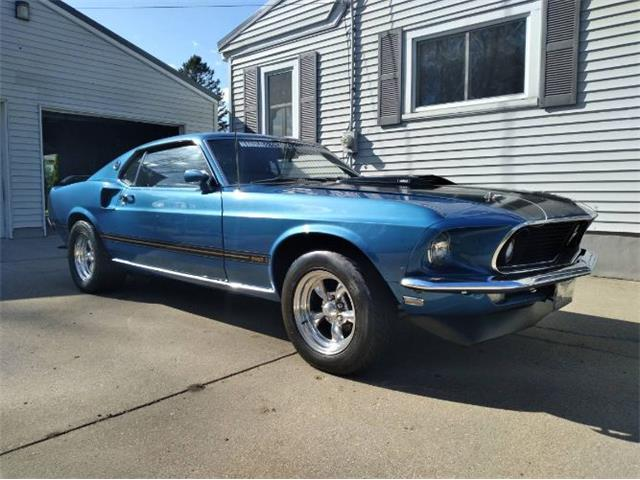 1969 Ford Mustang (CC-1470553) for sale in Cadillac, Michigan
