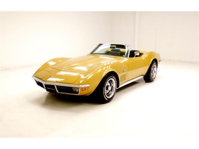 1971 Chevrolet Corvette (CC-1475572) for sale in Morgantown, Pennsylvania