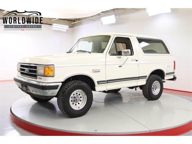 1990 Ford Bronco (CC-1475573) for sale in Denver , Colorado