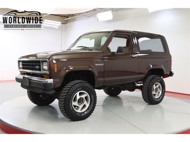 1987 Ford Bronco (CC-1475584) for sale in Denver , Colorado