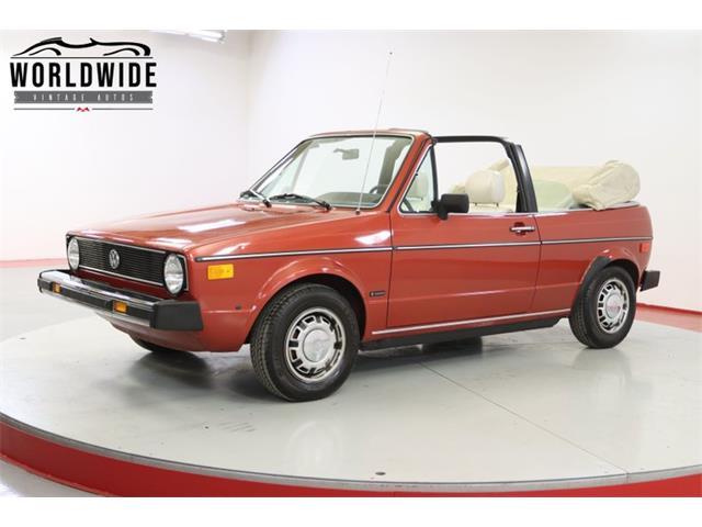 1980 Volkswagen Rabbit (CC-1475589) for sale in Denver , Colorado