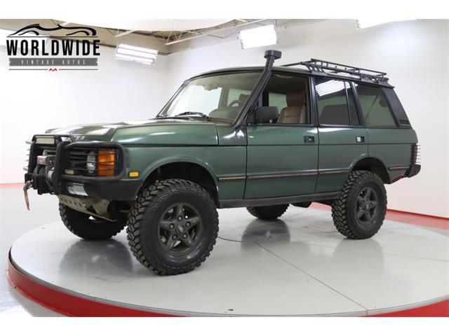 1990 Land Rover Range Rover (CC-1475591) for sale in Denver , Colorado