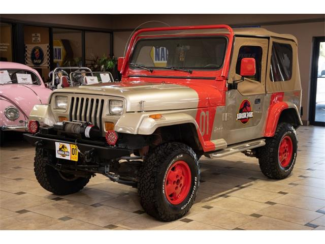 1989 Jeep Wrangler (CC-1475618) for sale in Venice, Florida