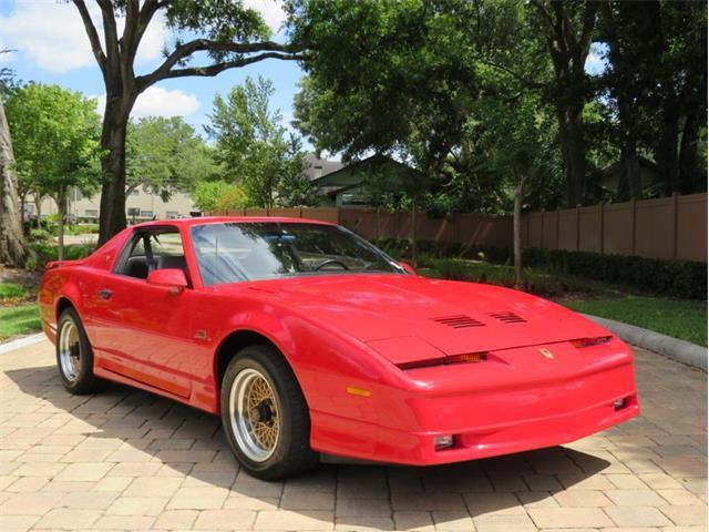 1988 Pontiac Firebird Trans Am (CC-1475620) for sale in Lakeland, Florida