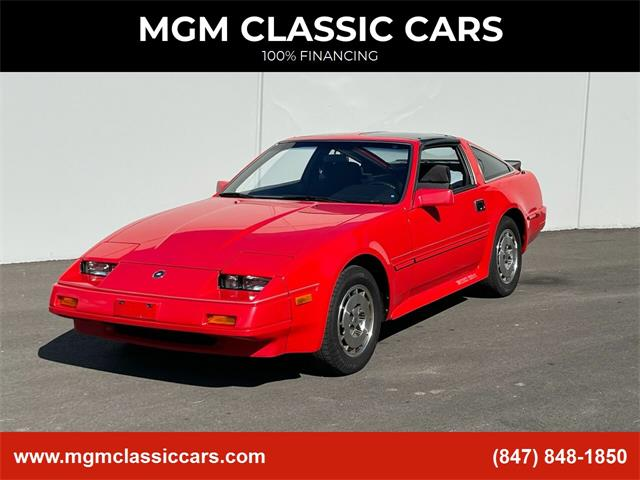 1986 Nissan 300ZX (CC-1475626) for sale in Addison, Illinois