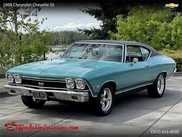 1968 Chevrolet Chevelle SS (CC-1470563) for sale in Gladstone, Oregon