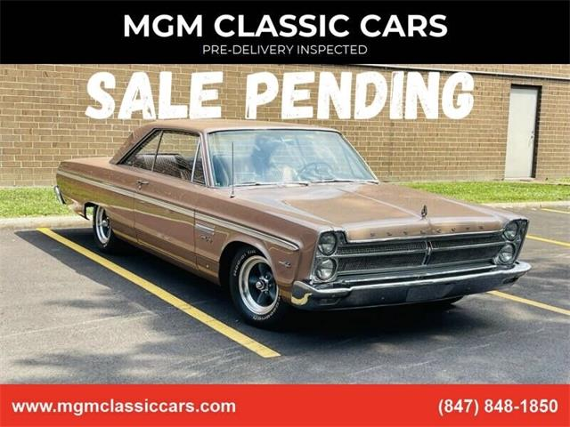 1965 Plymouth Sport Fury (CC-1475631) for sale in Addison, Illinois