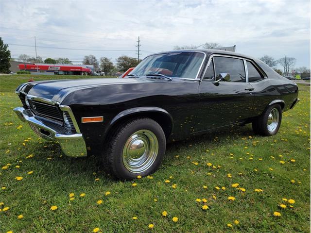 1969 Chevrolet Nova (CC-1470564) for sale in Troy, Michigan