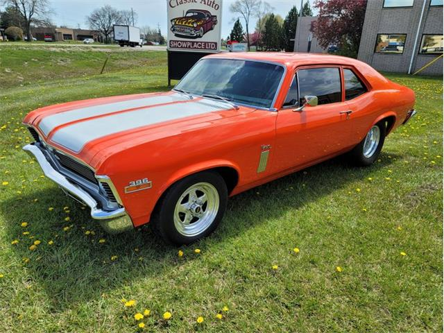 1969 Chevrolet Nova (CC-1470566) for sale in Troy, Michigan