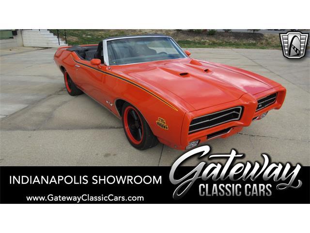 1969 Pontiac GTO (CC-1475663) for sale in O'Fallon, Illinois