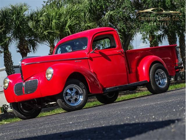 1940 Willys Pickup (CC-1470567) for sale in Palmetto, Florida