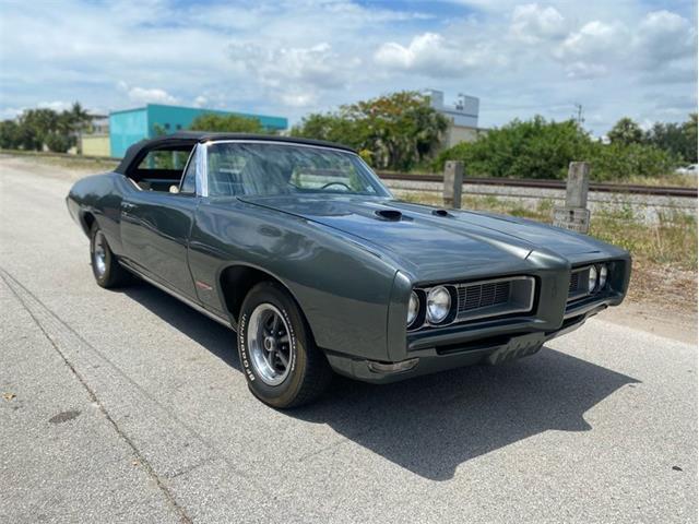 1968 Pontiac GTO (CC-1475682) for sale in Delray Beach, Florida