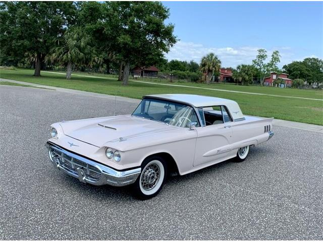 1960 Ford Thunderbird (CC-1470569) for sale in Clearwater, Florida