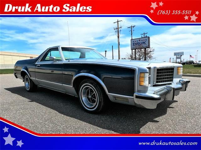 1979 Ford Ranchero (CC-1470575) for sale in Ramsey, Minnesota