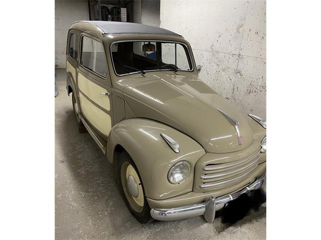 1954 Fiat 500c (CC-1475766) for sale in Ottawa, On