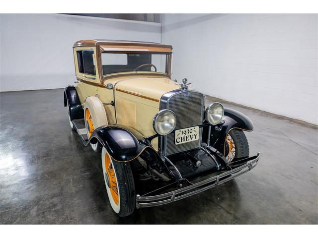 1930 Chevrolet Coupe (CC-1470058) for sale in Jackson, Mississippi