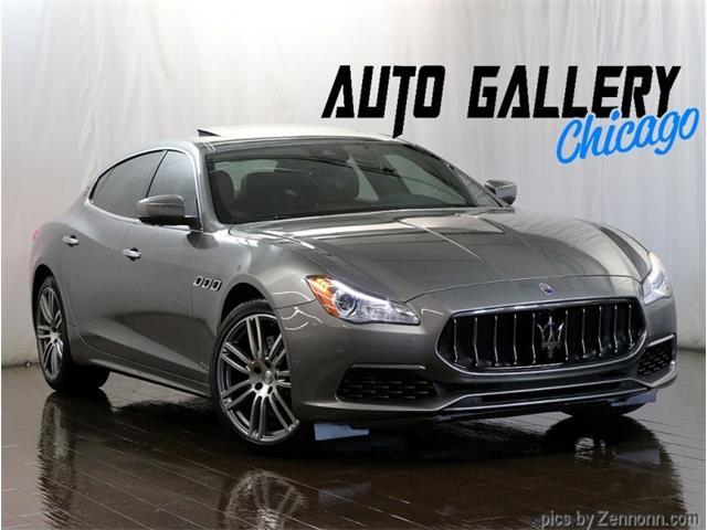 2017 Maserati Quattroporte (CC-1470580) for sale in Addison, Illinois