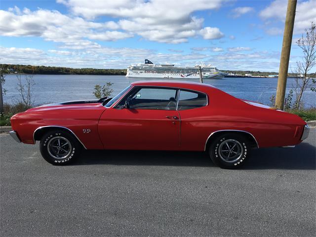1970 Chevrolet Chevelle (CC-1475812) for sale in Sydney , Nova Scotia