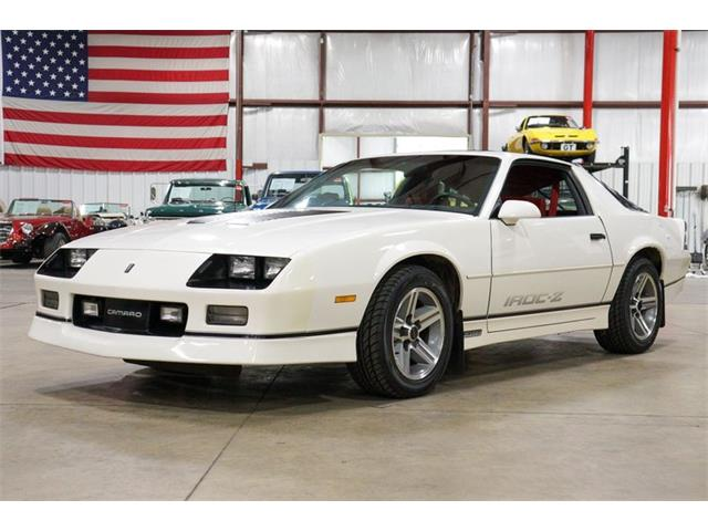 1986 Chevrolet Camaro (CC-1475835) for sale in Kentwood, Michigan