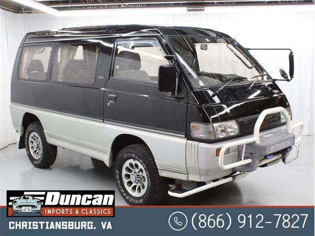 1993 Mitsubishi Delica (CC-1475842) for sale in Christiansburg, Virginia