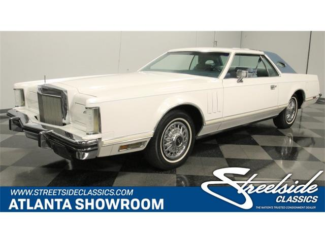 1978 Lincoln Continental (CC-1475861) for sale in Lithia Springs, Georgia