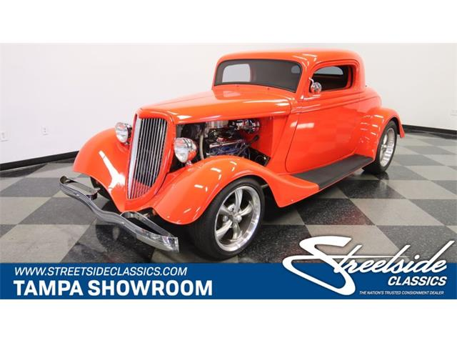 1934 Ford 3-Window Coupe (CC-1475867) for sale in Lutz, Florida
