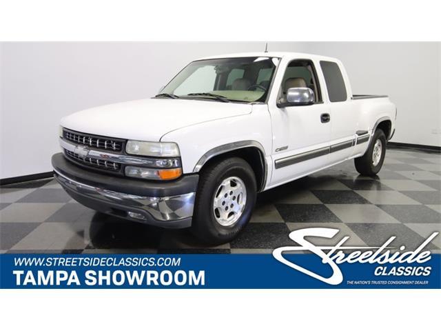 2002 Chevrolet Silverado (CC-1475874) for sale in Lutz, Florida