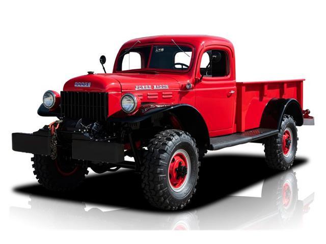 1952 Dodge Power Wagon (CC-1475877) for sale in Charlotte, North Carolina