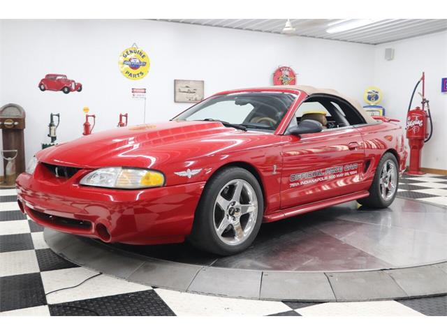 1994 Ford Mustang SVT Cobra (CC-1475890) for sale in Clarence, Iowa