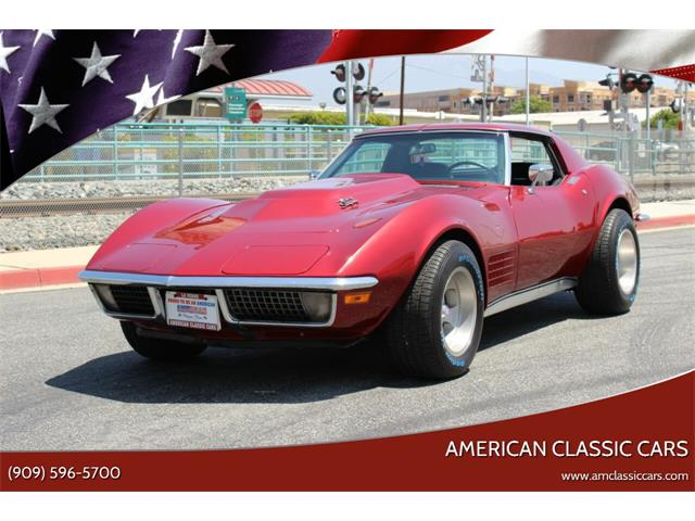 1970 Chevrolet Corvette (CC-1475896) for sale in La Verne, California