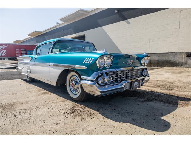 1958 Chevrolet Impala (CC-1470059) for sale in Jackson, Mississippi