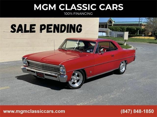 1966 Chevrolet Nova (CC-1475900) for sale in Addison, Illinois
