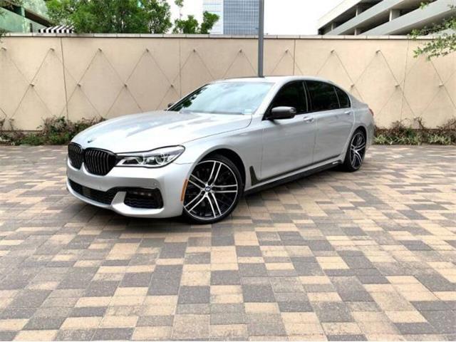 2016 BMW 750li (CC-1475923) for sale in Cadillac, Michigan