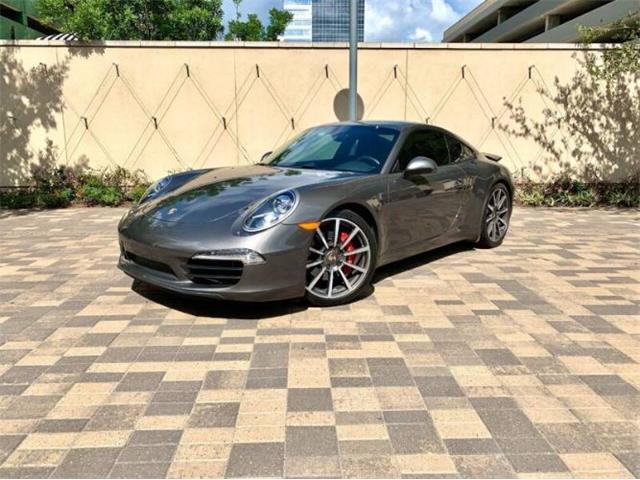 2014 Porsche 911 (CC-1475924) for sale in Cadillac, Michigan