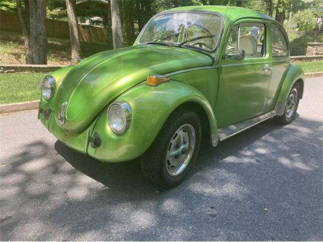 1977 Volkswagen Beetle (CC-1475925) for sale in Cadillac, Michigan