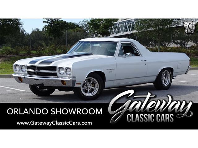 1970 Chevrolet El Camino (CC-1470593) for sale in O'Fallon, Illinois