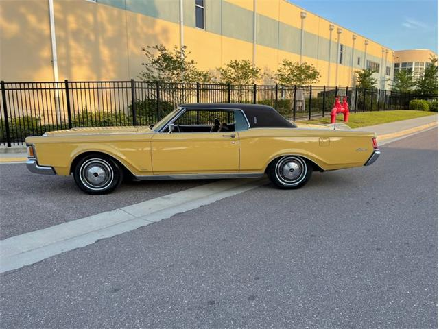 1971 Lincoln Continental Mark III (CC-1475937) for sale in Clearwater, Florida