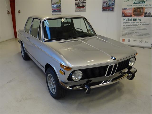 1974 BMW 2002 (CC-1475942) for sale in Langeskov,  Denmark, Denmark