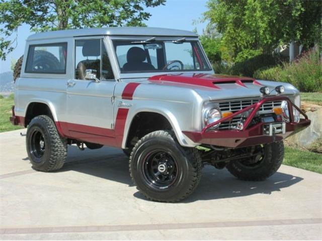 1973 Ford Bronco (CC-1475943) for sale in Cadillac, Michigan