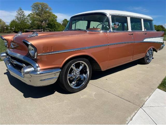 1957 Chevrolet Station Wagon (CC-1475954) for sale in Cadillac, Michigan