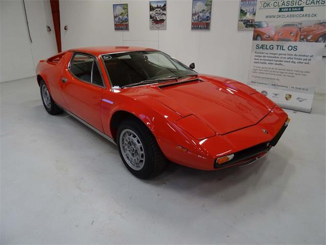 1975 Maserati Merak SS (CC-1475959) for sale in Langeskov,  Denmark, Denmark