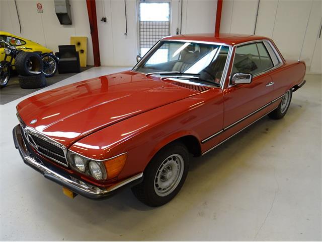 1976 Mercedes-Benz SLC (CC-1475963) for sale in Langeskov,  Denmark, Denmark