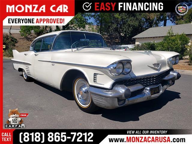 1958 Cadillac DeVille (CC-1475964) for sale in Sherman Oaks, California