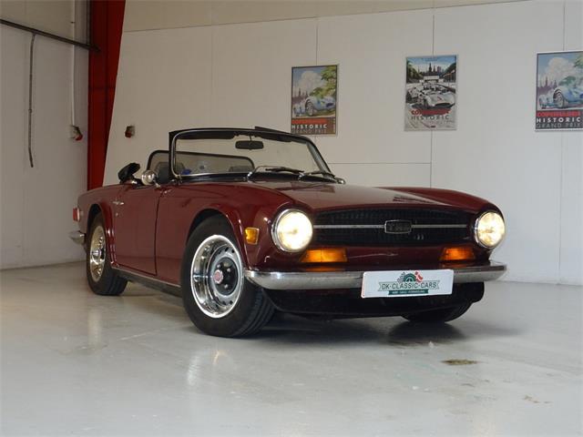 1971 Triumph TR6 (CC-1475975) for sale in Langeskov,  Denmark, Denmark