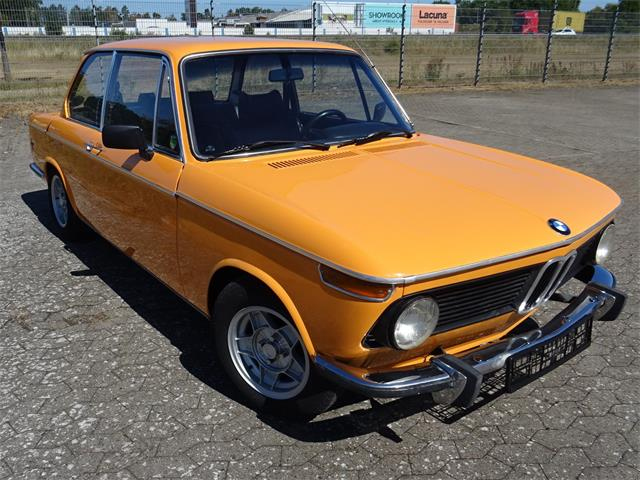 1975 BMW 2002TII (CC-1475977) for sale in Langeskov,  Denmark, DN