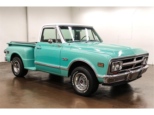 1968 GMC 1500 (CC-1470599) for sale in Sherman, Texas