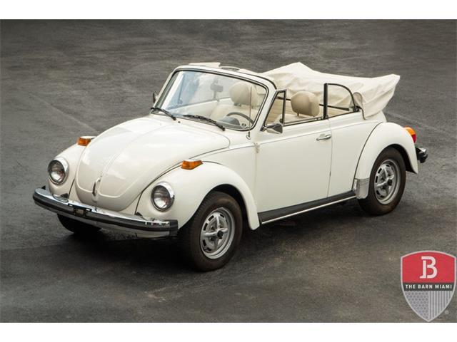 1979 Volkswagen Beetle (CC-1475999) for sale in Miami, Florida