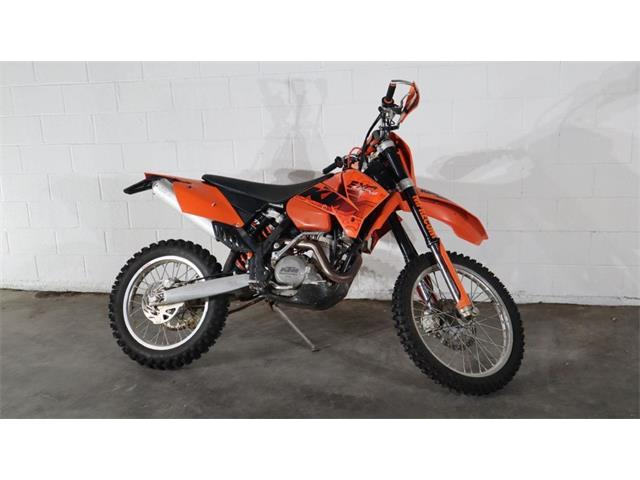 2006 KTM Motorcycle (CC-1470006) for sale in Jackson, Mississippi