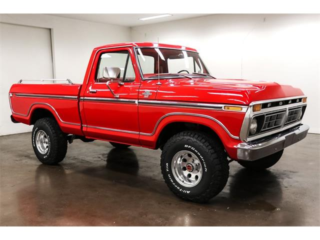 1977 Ford F150 (CC-1470600) for sale in Sherman, Texas